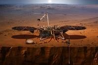 NASA Mars InSight Lander (pic: NASA/JPL-CALTECH)