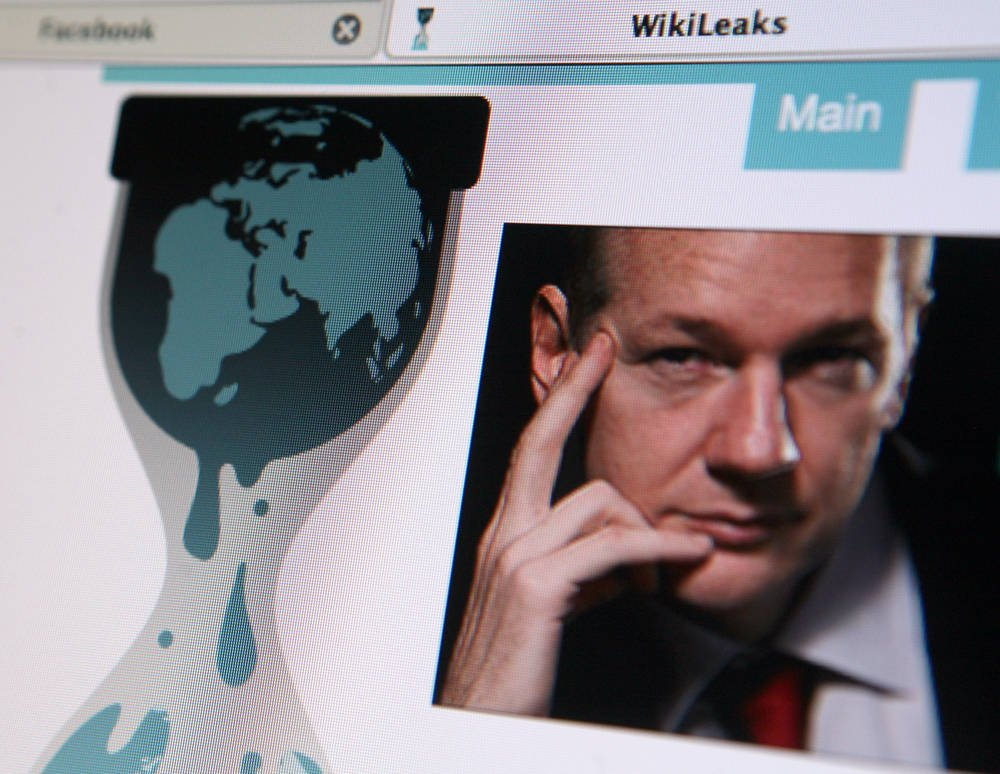 Ecuador spied on Assange at London embassy, says report