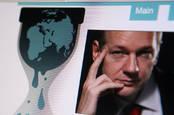 Julian Assange via Shutterstock