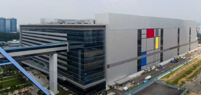 Samsung's S3 chip foundry