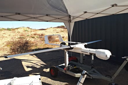 Insitu's Scaneagle 3 unmanned aircraft