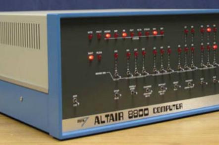 Altair 8800 -