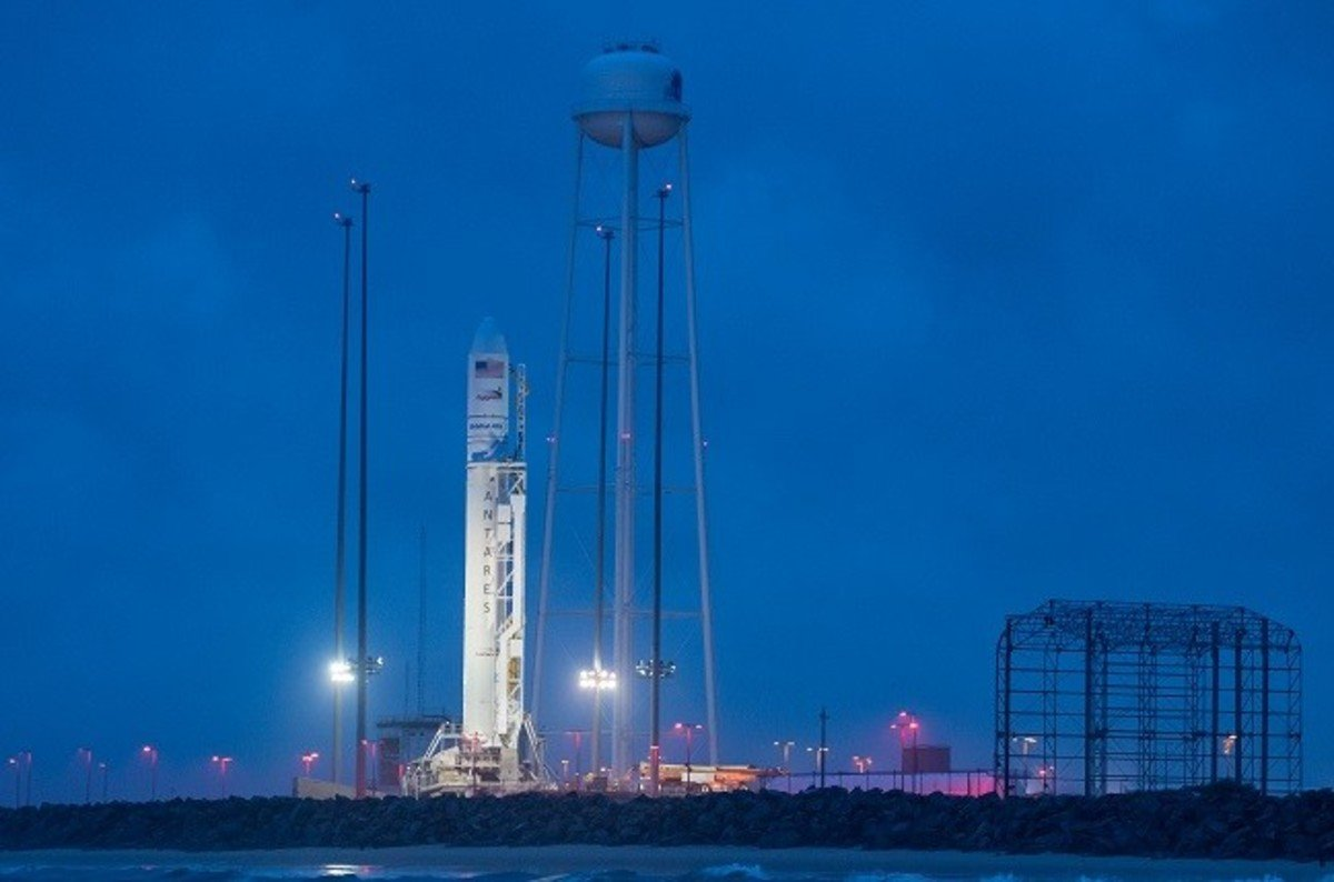 Orbital ATK launches another Cygnus without anything ...
