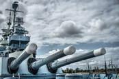 Battleship by Darwin Brandis from Shutterstock