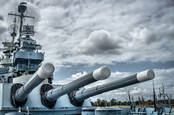 Battleship by Darwin Brandis from Shutterstock