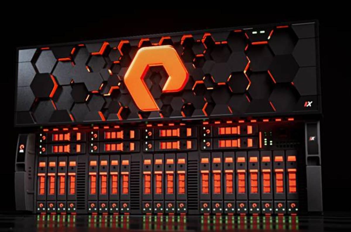 Forward Slash Flash Og Upstart Pure Storage Shows Off