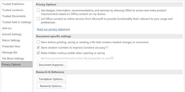 Microsoft gives users options for Office data slurpage – Basic or