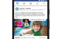 Facebook issue ad