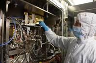 NASA tech inspects MOMA