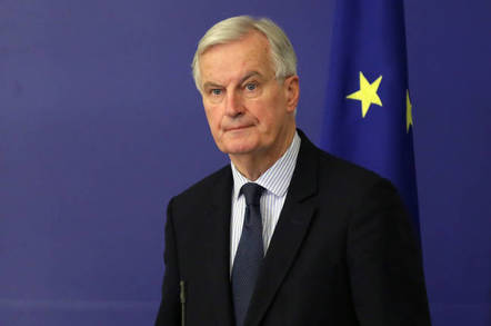 Michel Barnier, chief EU Brexit negotiator