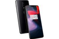 OnePlus 6 official in Midnight Black