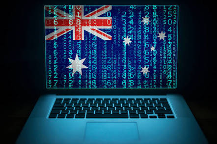 Security Australia shutterstock