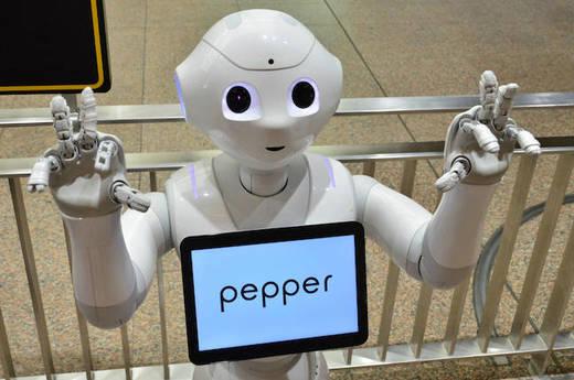 Softbank's 'Pepper' robot is a security joke • The Register