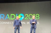 Ray O'Farrell and Pat Gelsinger, VMware