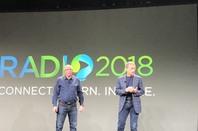 Ray O'Farrell and Pat Gelsinger, VMware