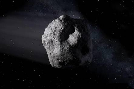 NASA spots asteroid on crash course with Earth – with just hours to