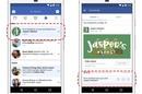 "Facebook ""Leave Feedback"""