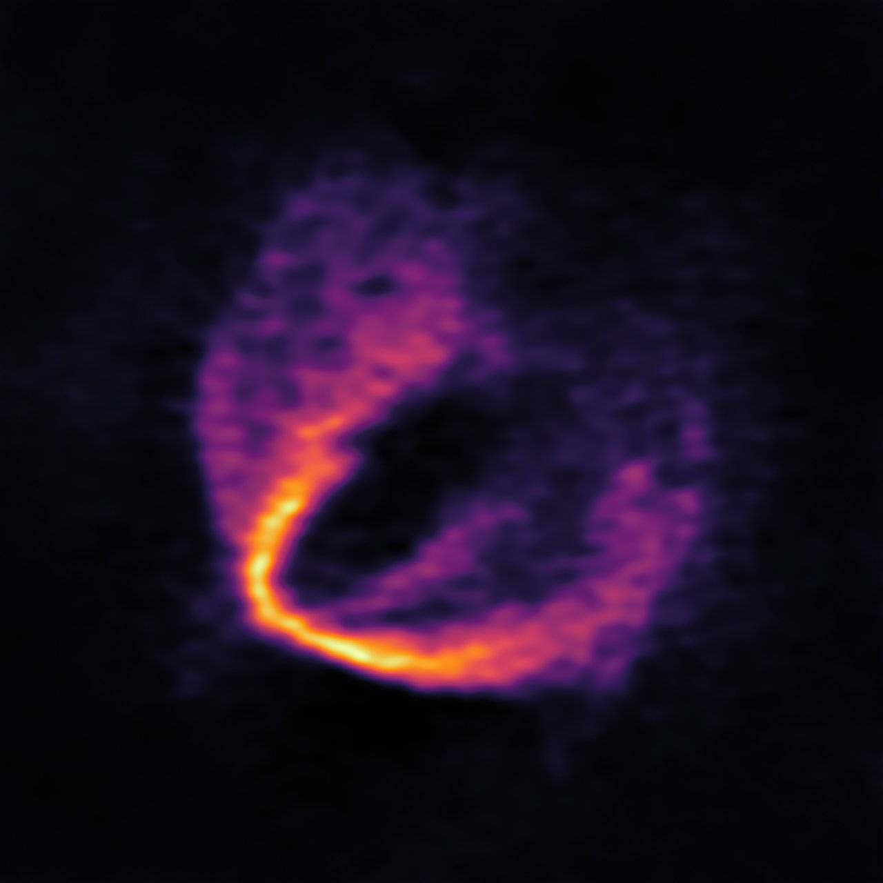 Infant protoplanets discovered in constellation of Sagittarius by ALMA