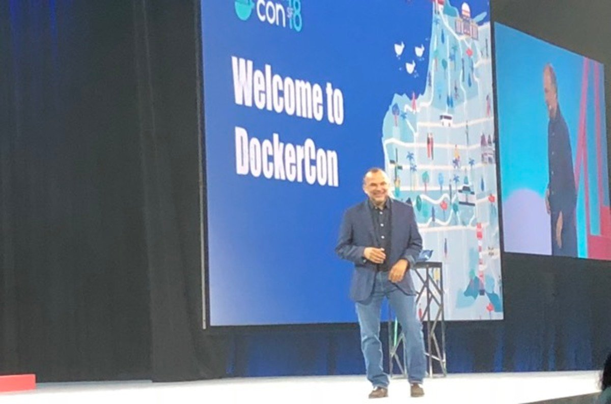 photo image Docker seeks Golden State burnish for cloud container expansion