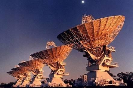 CSIRO's Australia Telescope Compact Array