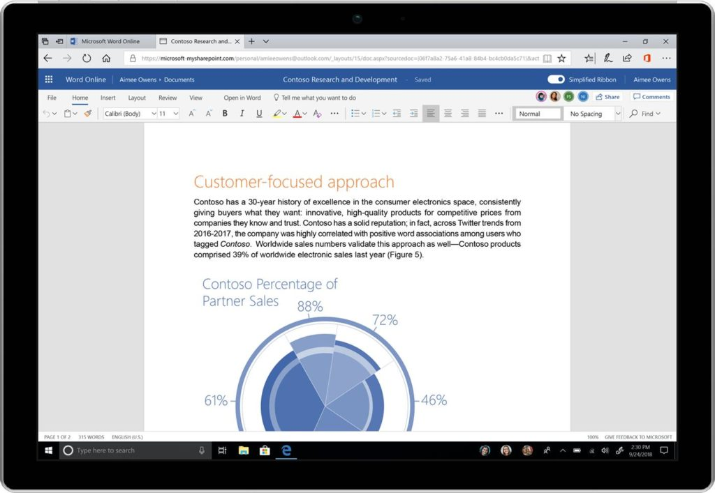 Microsoft tries cutting the Ribbon in Office UI upgrade • The Register