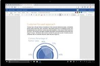 Microsoft's new Office UI