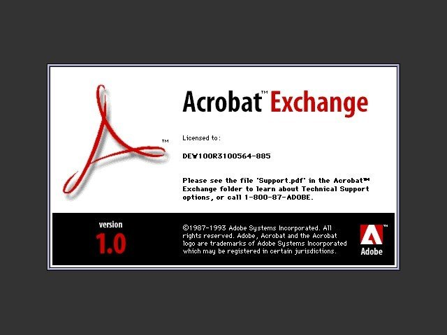 Adobe Acrobat Pdf Driver