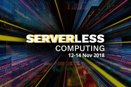 Serverless Computing London Logo