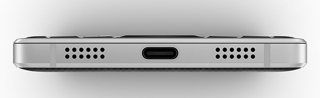 BlackBerry KEY2 Silver