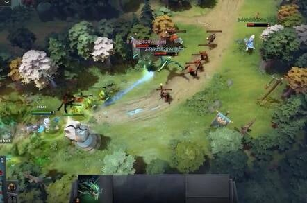 What does it take for an OpenAI bot to best Dota 2 heroes? 128,000