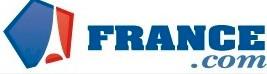 France-dot-com's formerly trademarked logo