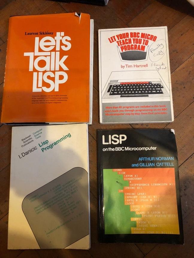 Old programming manuals