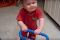 baby dancing