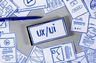 User interface whiteboarding