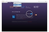 Brave Browser with Tor