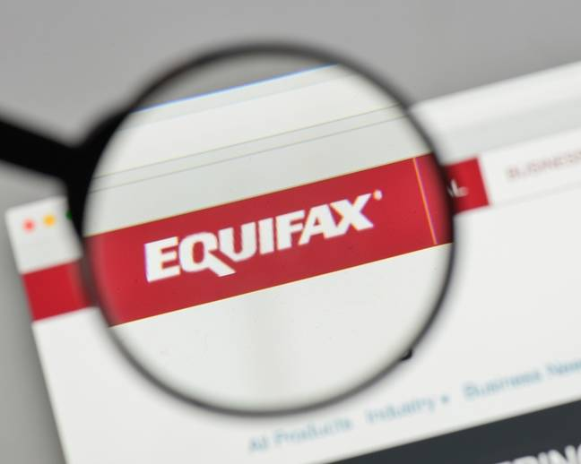 Oi, you. Equifax. Cough up half a million quid for fumbling 15 million Brits' personal info to hackers