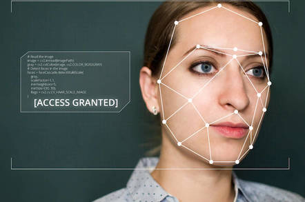 A graphic illustrating biometrics