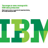 IBMdataprotection