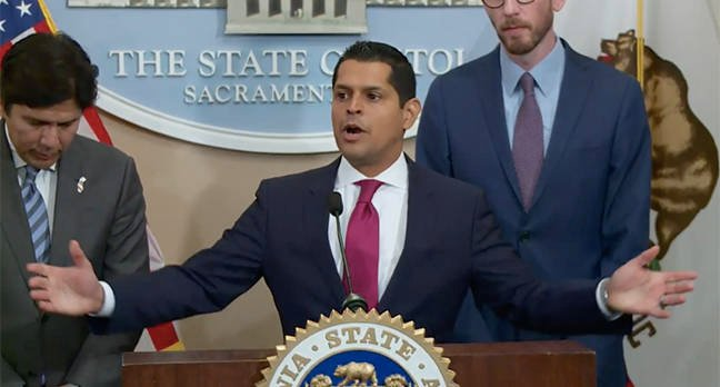 Calif. lawmakers OK plan for 'strongest net neutrality protection' in nation