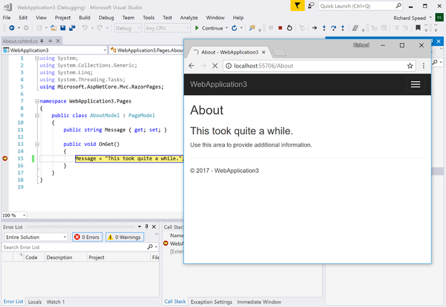 Azure Dev Spaces