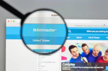 Ticketmaster breach 'part of massive bank card slurping