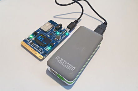 Chirp's practical demo of its audio networking tech