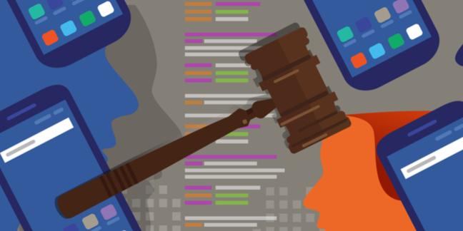 Tech law image