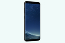 Samsung Galaxy S8 in black with infinity screen