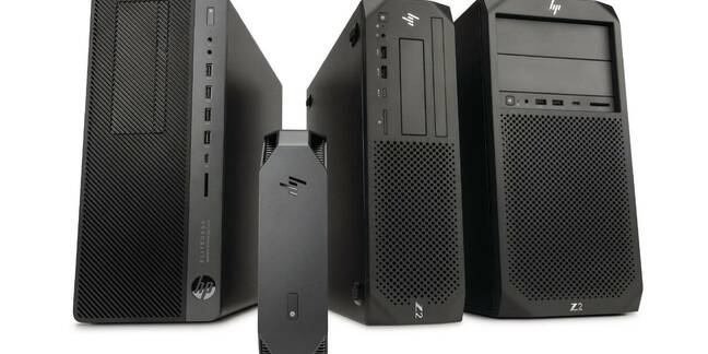 HP X2 Workstations