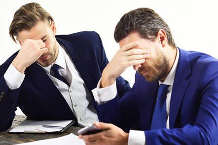 GDPR   rrrse! Mass-mail fail as German biz asks UK resellers