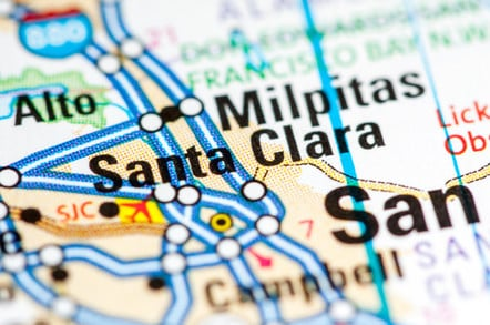 Santa Clara. California. USA