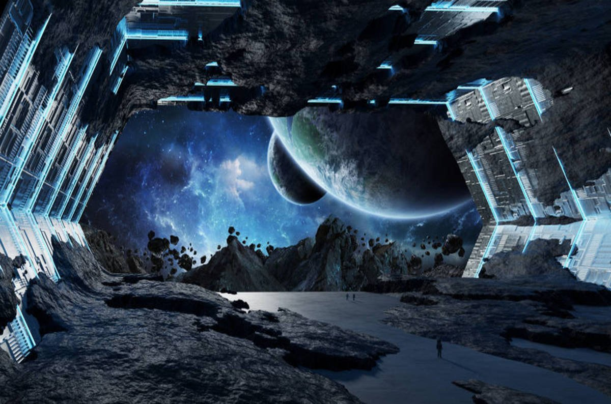 photo image Space, the final Trump-tier: America to beam up $8bn for Space Force