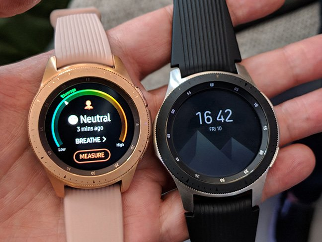 Samsung Galaxy Watch: A tough and classy activity tracker