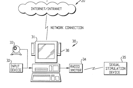 Portion of US Patent 6368268